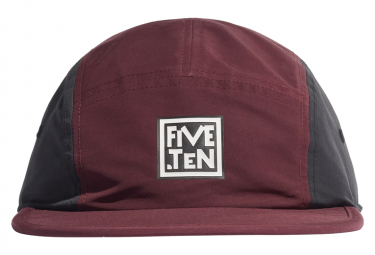 Five Ten RECYCLED CAP Gorra Roja Negra