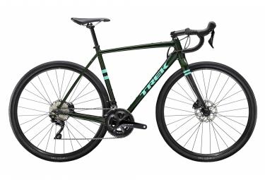 Gravel Bike Woman 2019 Trek Checkpoint ALR 5 Shimano 105 Verde
