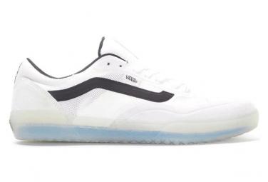 Chaussures Vans Ave Pro Blanc / Noir