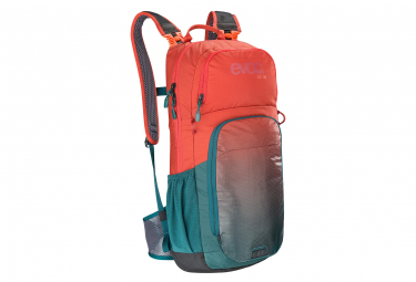 Evoc Cc 16l Backpack Red Blue 16