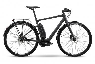 Vélo de Ville Électrique Fitness BMC Alpenchallenge AMP City Two Shimano Nexus 5V Noir 2020