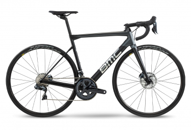 V lo de Route BMC 2020 Teammachine SLR02 Two Disc Shimano Ultegra 11V Nero / Grigio