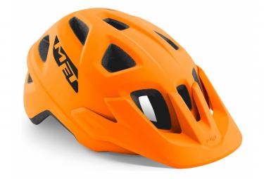 Met Echo Helmet Orange Mat L  59 60 Cm