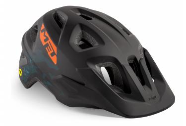 MET Eldar Mips Helmet Black Camo Mat