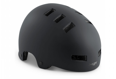 MET Zone Helmet Black Mat