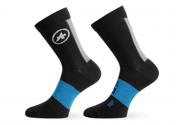 Pair of Socks Assos Cento Black Red