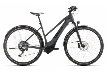 Cube Cross hybrid sl 500 Trapeze Womens E-Bike  Noir