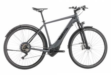Comprar Bicicleta Híbrida Eléctrica Cube Cross Hybrid Pro SL 500 700 Noir