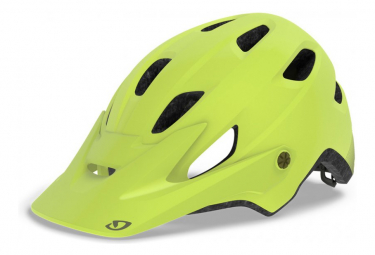 Giro Chronicle Mips Mat Helmet Yellow L  59 63 Cm