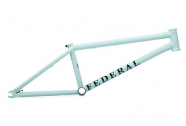 Cadre BMX Freestyle FEDERAL Lacey DLX 20.75'' Matt Pastel Ash