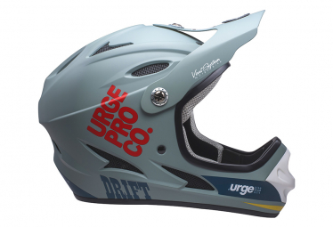 URGE Drift Kid's Full Face Helmet Grey