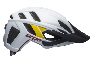 URGE TrailHead MTB Helmet White