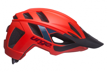 URGE TrailHead MTB Helmet Red