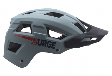 URGE Venturo MTB Helmet Gray