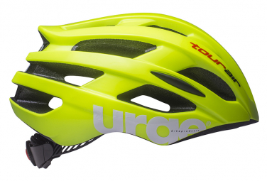 URGE TourAir XC Helmet Neon Yellow