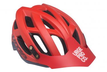 Casco MTB URGE SeriAll Rojo