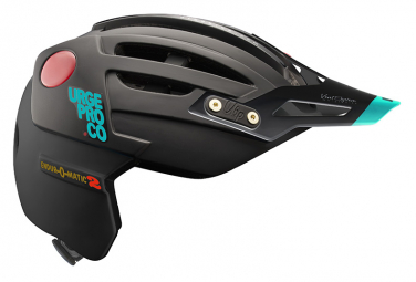 URGE Endur-O-Matic 2 RH MTB Helmet Black