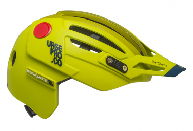 URGE Endur-O-Matic 2 RH MTB Helmet Lime