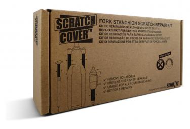 Kit de Réparation Plongeurs SENDHIT Scrath Cover Noir