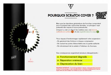SENDHIT Scrath Cover Plunge Kit Nero