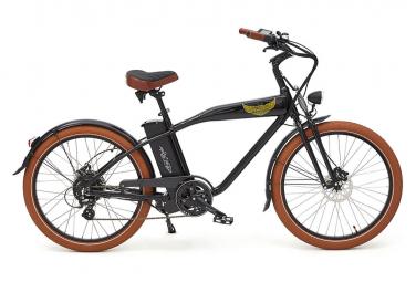 Ariel Rider V lo  lectrique W-class Premium noir Vitesse 25km/h