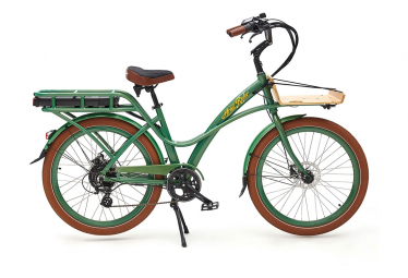 Ariel Rider V lo  lectrique C-class Comfort vert Vitesse 25km/h