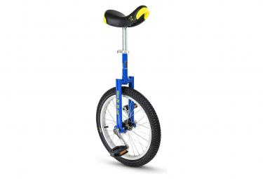Image of Monocycle qu ax luxus 18 bleu