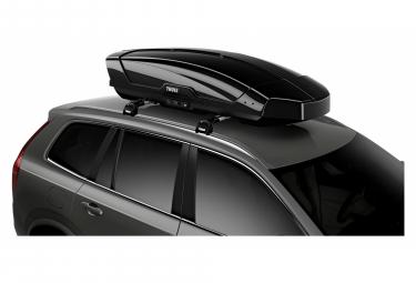 Thule Motion Xt L Roof Box 450 L Black Glossy Alltricks Com