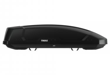 Caja De Techo Thule Force Xt L  450 L  Negro Mate