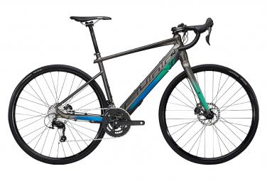 Sunn Road Hybrid Bike Volt S1 Shimano 105 11s Grey / Blue 2020