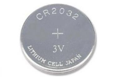 Tremblay Pile lithium CR2032