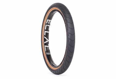 BMX Eclat Decoder Tire Black / Brown