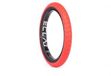 BMX Eclat Decoder Tire Red / Black