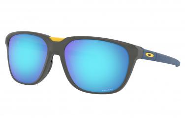 Oakley Anorak / Prizm Sapphire / Matt dunkelgraue Gläser / Ref: OO9420-0559