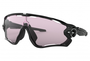 Gafas Oakley Jawbreaker black purple Prizm Low Light