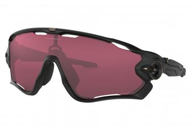 Lunettes Oakley Jawbreaker / Prizm Snow Black / Noir / Ref : OO9290-5231