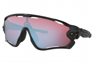 Lunettes Oakley Jawbreaker /Prizm Snow Sapphire / Noir / Ref : OO9290-5331