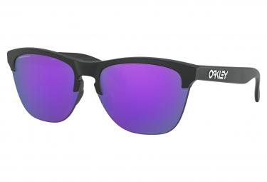 Oakley Frogskins Lite / Prizm Sonnenbrille Lila / Schwarz / Ref: OO9374-3163