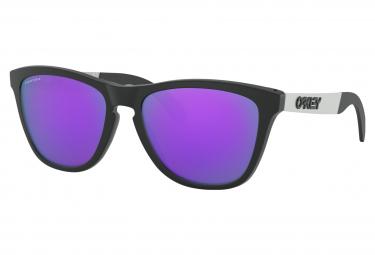 Oakley Frogskins Mix / Prizm Sonnenbrille Lila / Schwarz / Ref: OO9428-1255