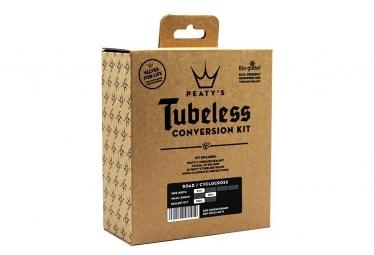 Kit de Conversion Tubeless Peaty's Road / Cyclocross 21 mm