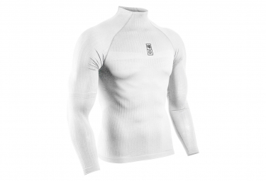 Compressport 3D Thermo 110g Thermal Long Sleeves White