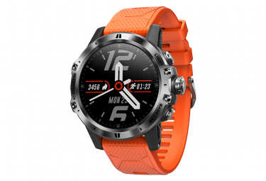 Coros Vertix GPS Watch Fire Dragon Orange