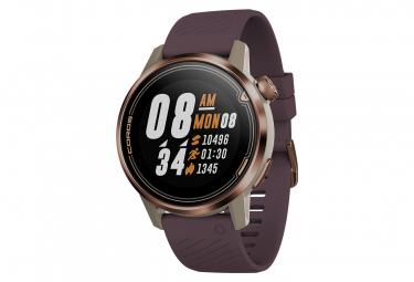 Coros Apex 42 mm GPS Watch Purple Gold