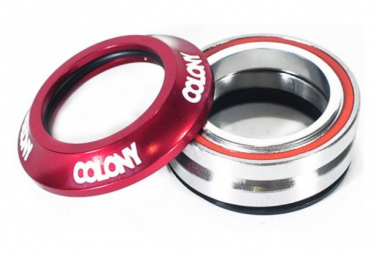 Headset Int gr Colony 1 '' 1/8 '' Red