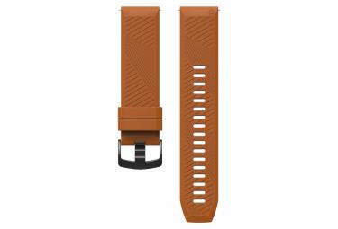 Coros Apex Pro / Apex 46 mm Silicone Quick Release Band Orange