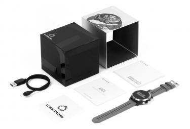 Montre de Sport Coros Apex Pro Noir / Gris