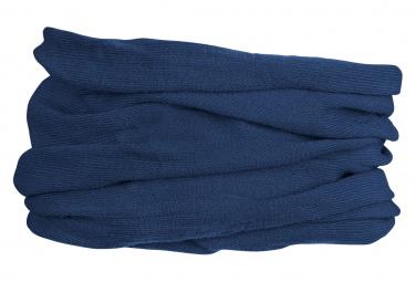 GripGrab Multifunctional Merino Neck Warmer Navy Blue