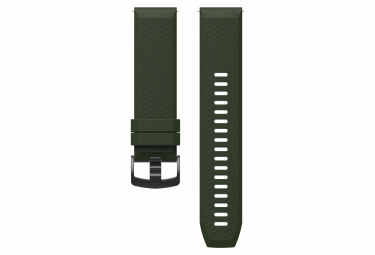 Coros Apex Pro / Apex 46 mm Silicone Quick Release Band Forest Green