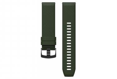 Bracelet Silicone Coros Apex Pro / Apex 46 mm Vert