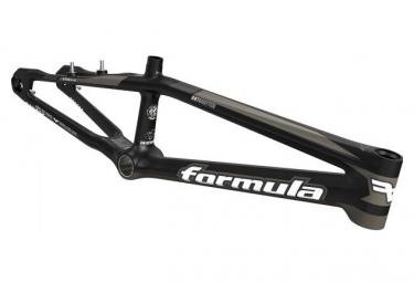 KIT Cadre BMX Race FORMULA Antimatter 1.0 Matte Darkside Black/Silver
